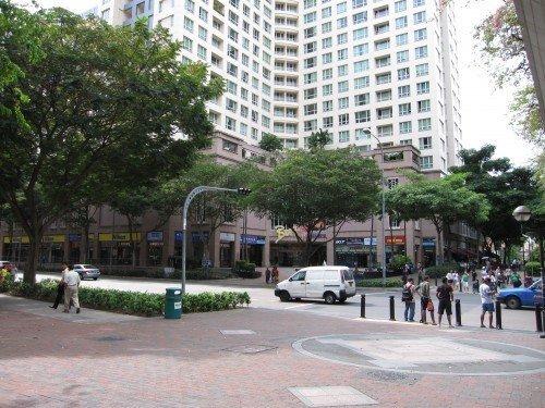 Sin Lim Square