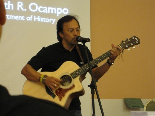 and one surprise song by Noel Cabangon