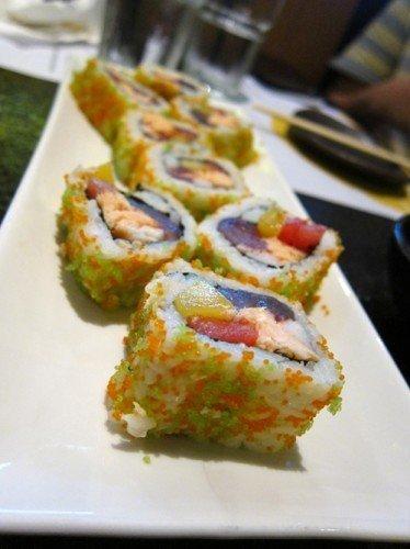 sumo sushi. sumo talaga.
