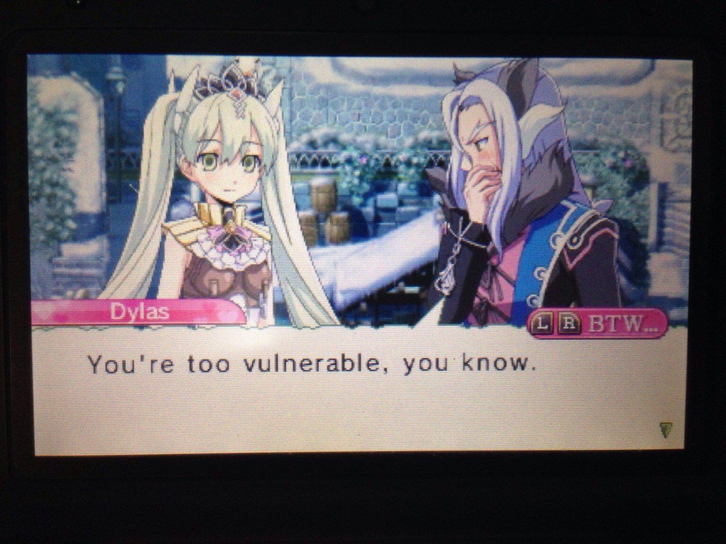 Dating Dylas in Rune Factory 4