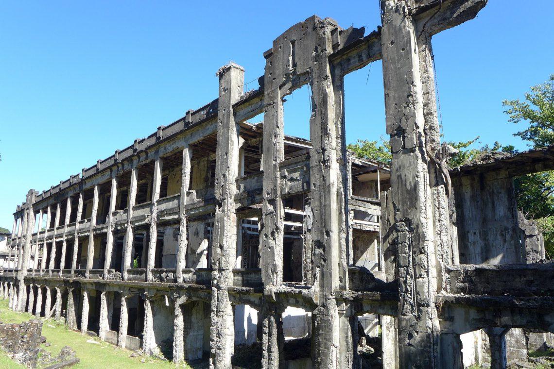 Corregidor Island, December 2013